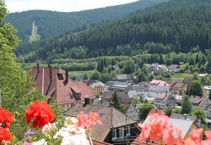 Ferienwohnung Schwarzwaldglück