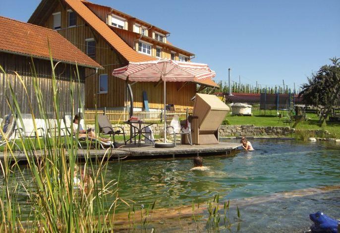 Stadel mit Schwimmteich/Naturpool