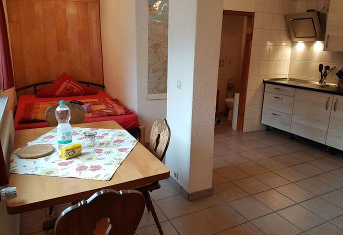 Lindau Schlaf - Eßbereich - Küche