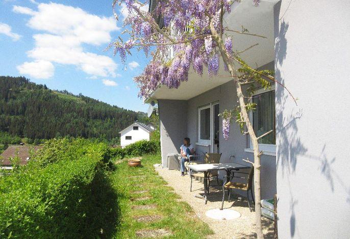 Garten-Terrasse: Ihr eigener Bereich