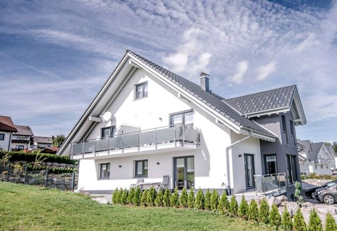 Haus Panoramasicht