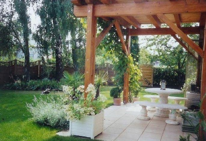 Garten, Gartensitzplatz