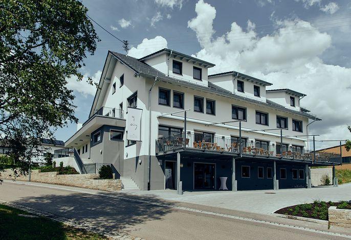 Hotel die Burg