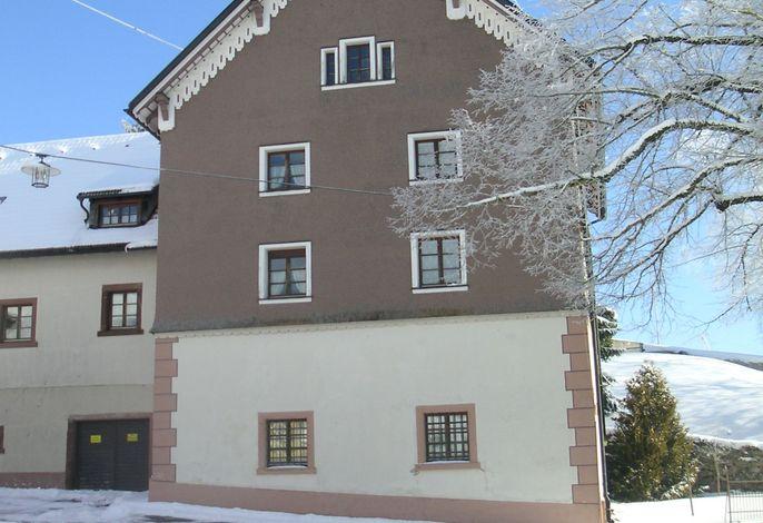 Ferienhaus Altes Pfarrhaus