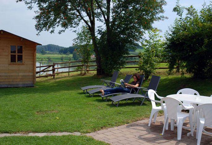 Garten Wohnung Adlerhorst