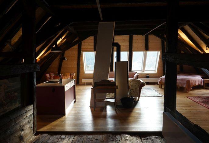 Wohnung Lasse: Tolles Raumgefühl