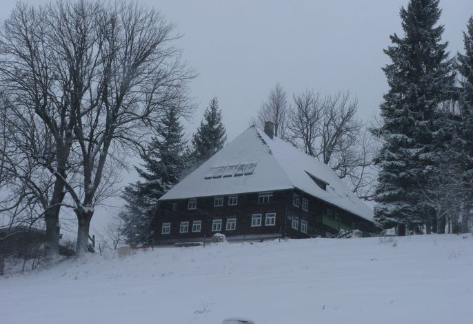 Feissesberghof im Winter