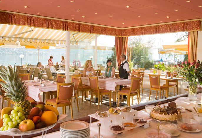 Café Hasler - Hotel Restaurant