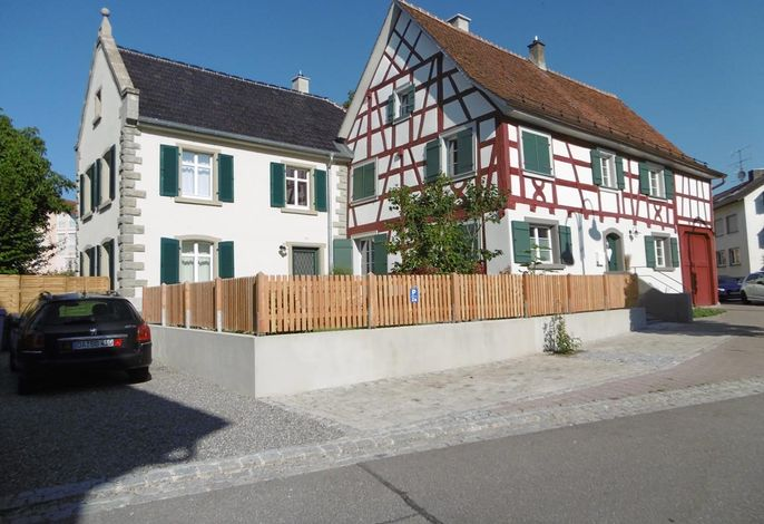 Hausgruppe Schlößleweg 2a und 2