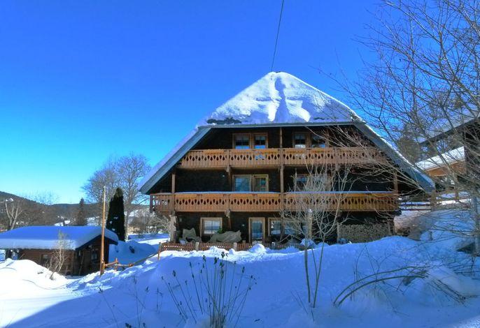 Unser typisches Schwarzwaldhaus
