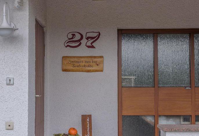 Ferienwohnung im Eschachtal, (Niedereschach), LHS06230