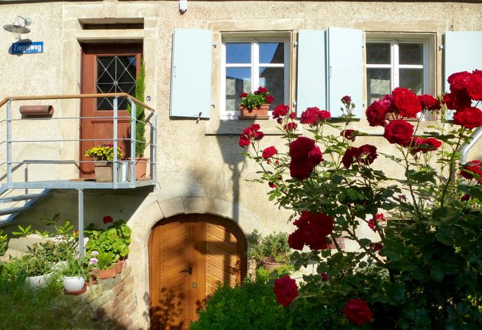 Haus Zur Alten Dame