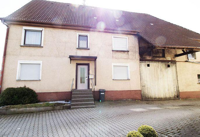 BW02 Monteurwohnung in Hohenstadt