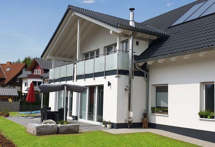 Ferienhaus am Rösslewald