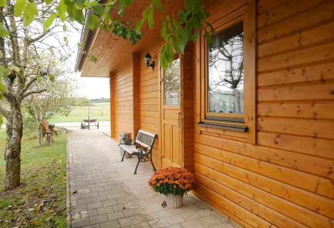 Ferienblockhaus Little Countryman