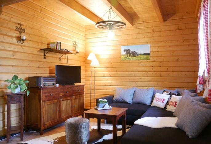 Ferienblockhaus Little Countryman, (Leibertingen), LHS06709