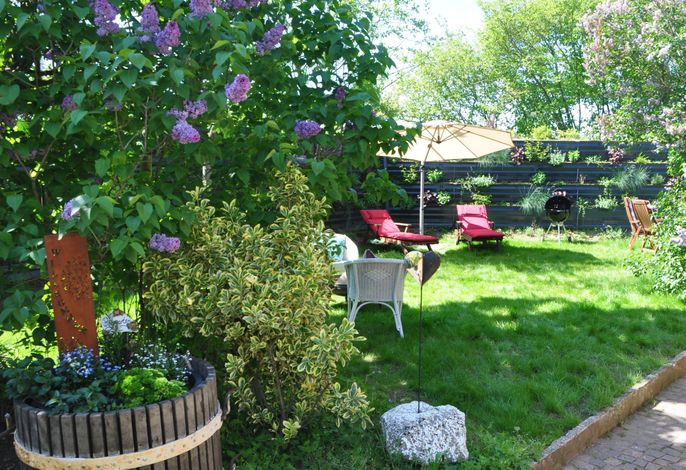 Garten im Eingangsbereich - Schwarzwald-Traum