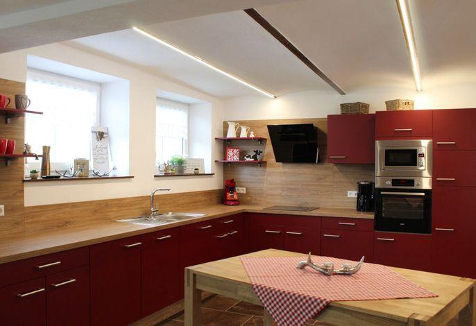 Ferienhaus Zum alten Kuhstall, (Hayingen), LHS 06967