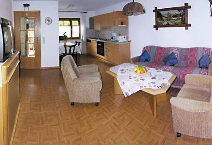 Vogthof Wohnung Schneckenhus, (Lautenbach), LHS07051