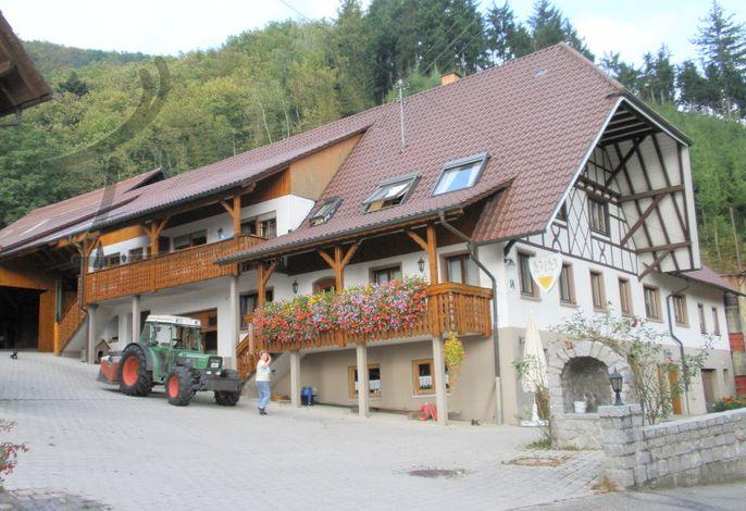 Vogthof Wohnung Schneckenhus