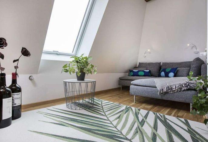 Apartments im Ferienhaus zum alten Spital Dornstetten, (Dornstetten), LHS 07414