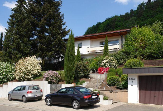Haus Talblick mit Talblickapartment und Schwarzwaldsuite