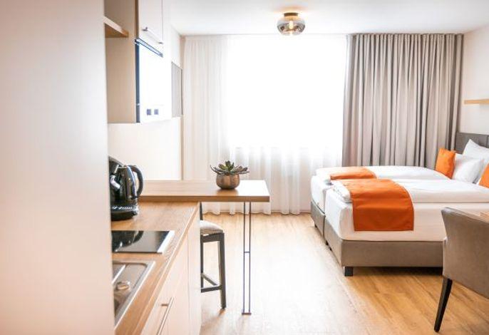 bodenseezeit Apartmenthotel Garni, (Lindau am Bodensee), LHS 08746