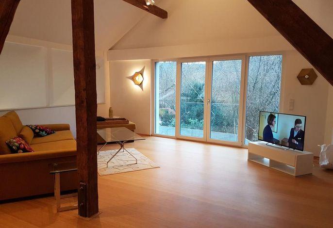 Architektenhaus mit Studio, (Ottersweier), LHS07521