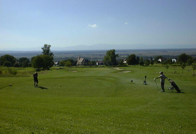 Ferienwohnung Hässler am Golfplatz