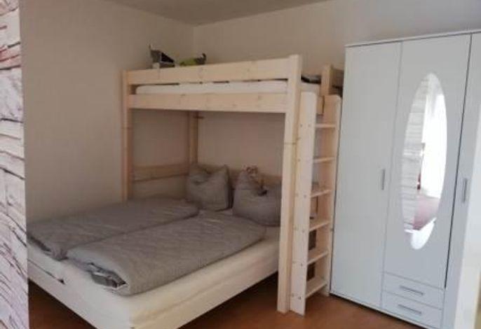 Schlafen, Doppel- und Hochbett