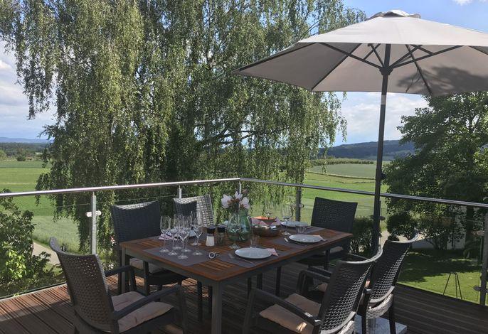 Ferienwohnung Schwedistobel - Ferien mit Aussicht