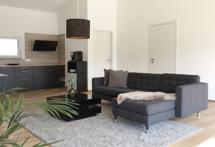 Wohnbereich Panoramasuite