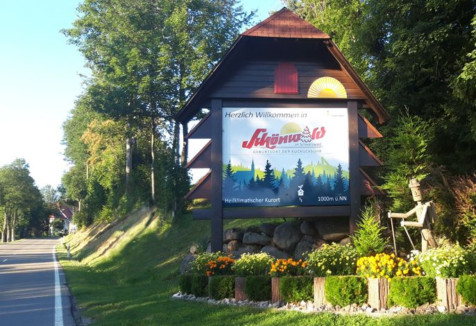 Willkommen in Schönwald - Heilklimatischer Kurort der Premium Class