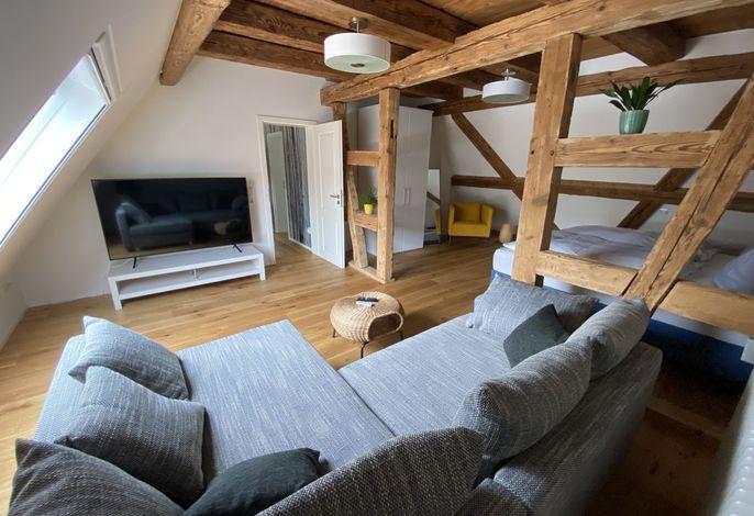 Traumhaft wohnen im Haus Blum, (Herbolzheim), LHS08384
