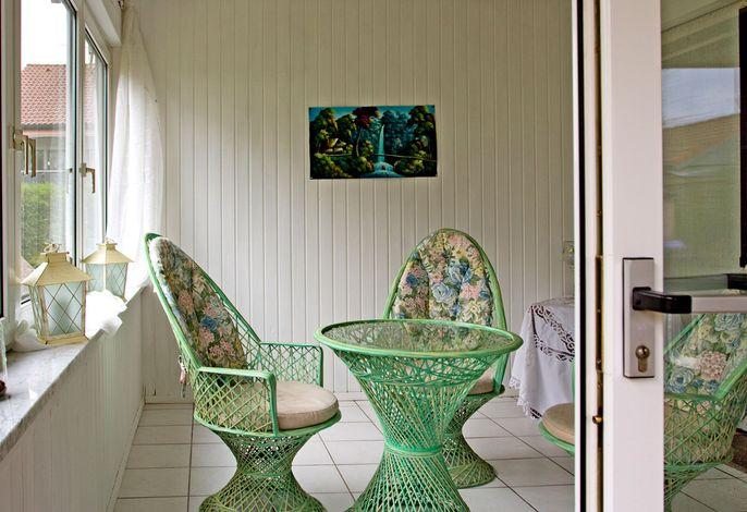Ferienwohnung SANDRA, (Berghülen), LHS 08427