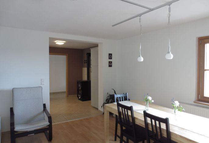 Wohn-/Esszimmer