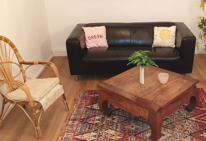 Beautiful, centrally located apartment with roof terrace & WiFi