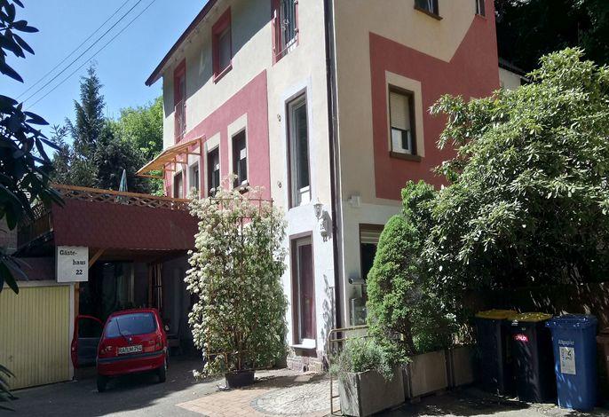 Gästehaus 22 - Appartementhaus