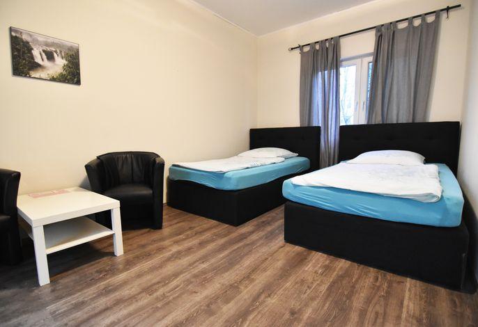 City Apartment am Hildeboldplatz mit WLAN K55