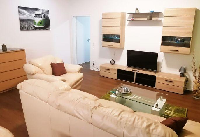 Gemütliches Apartment in Niederdorfelden, (Niederdorfelden), LHS 09136 Neu