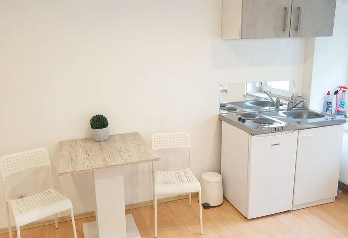 Gemütliches Apartment mit Kochmöglichkeit in Schelklingen