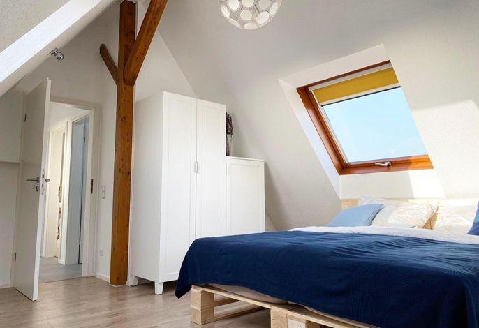 Betten zusammengestellt