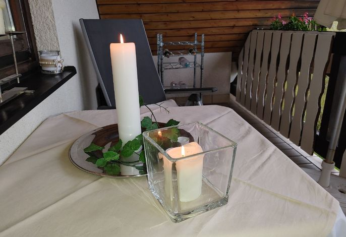 Appartement am Kirnbergsee