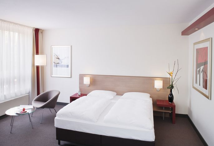 Superior Zimmer mit Kingsize-Bett