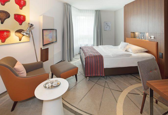 Classic Zimmer mit Queensize-Bett