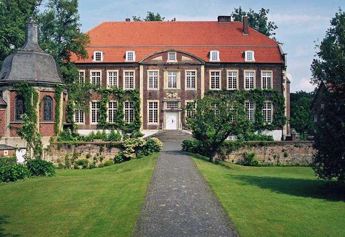 Traumhaft übernachten im Schloss Wilkinghege Münster