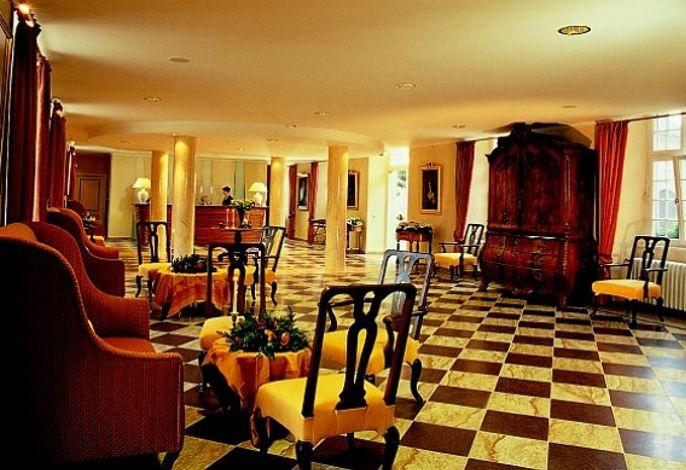 Romantik Parkhotel Wasserburg Anholt