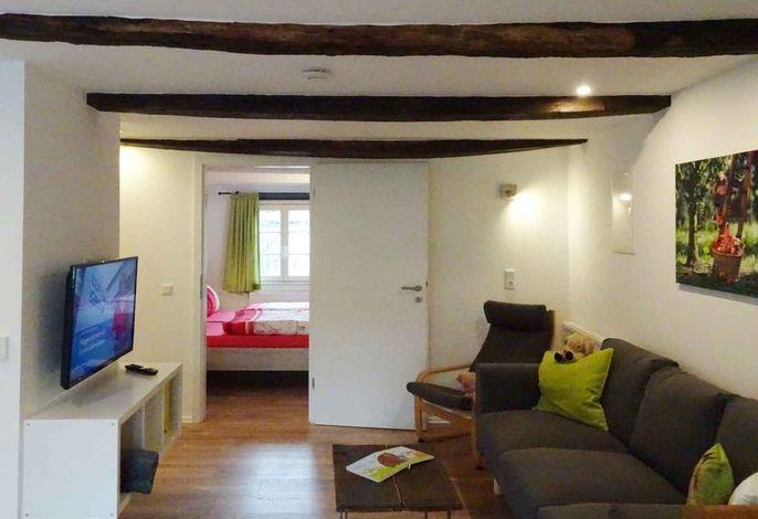 Bauernhof-Pension Schneider - Wohnung Apfelbaum