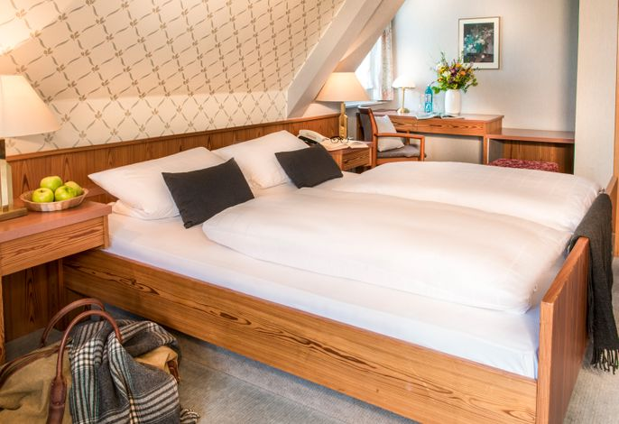 Wohnbeispiel - Doppelzimmer Waldblick