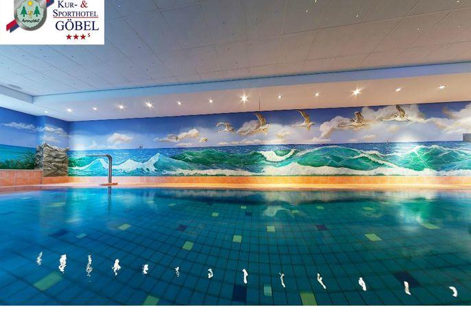Schwimmbadansicht 2